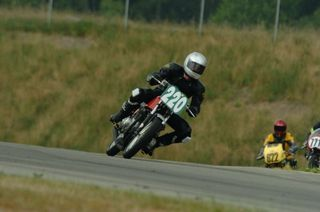 Tom racing