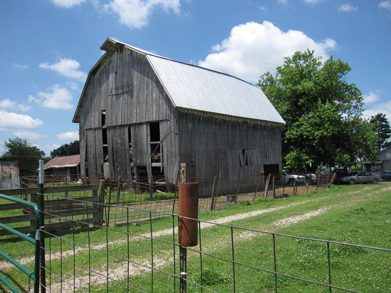 Fisher barn