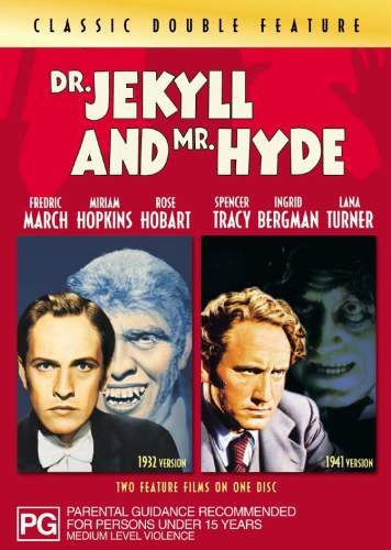 Dr Jekyll Mr Hyde spencer tracy
