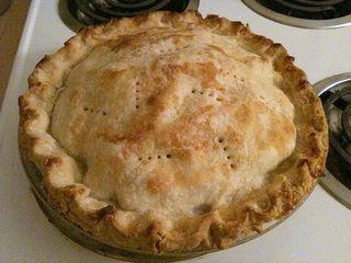 Pie (shortening)