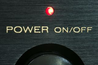 Power on-off