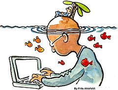 Fishing laptop