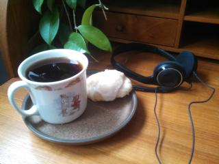 Tea tea headset