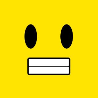 Cringe-emoji