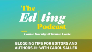 Editing Podcast - blogging tips